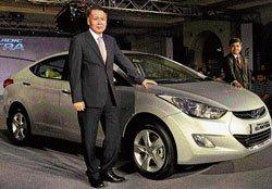 Hyundai Motor India launches new Elantra