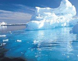 Arctic sea ice set to hit record low