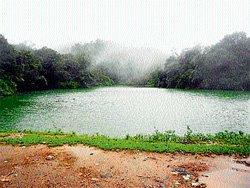 Scenic Perumbadi lake awaits facelift