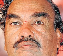 Caste, money brought BJP to power: KSE