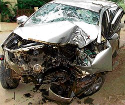 Seven killed in two accidents