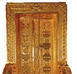 Mallya to offer gold-plated doors at Subramanya