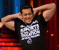 'Bigg Boss' opens for public; Salman promises 'cleaner' show