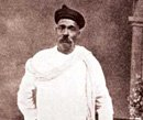 Tilak's voice recording unearthed from Karachi collection