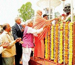 Forget Mahatma Gandhi, Pooja Gandhi is here!