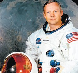 Neil Armstrong, the 'giant leap' man, dies at 82