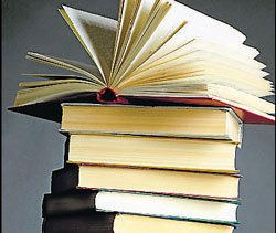 Books are tonic for the brain