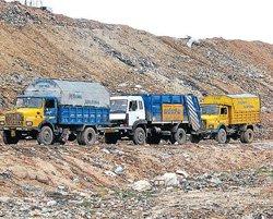 Mandur too refuses to be dumping yard