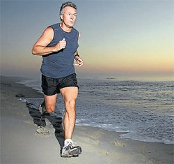 Exercise may ease cigarette cravings