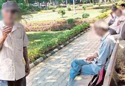 Allaying the fears of senior citizens
