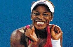 Djokovic, Serena stamp authority