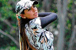 Sharmila hits the front; eyes second title