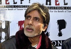 Big B may play Pak national in Resul Pookutty's film