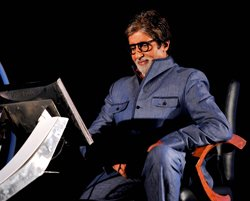 KBC is not a solution to all problems, feels Big B