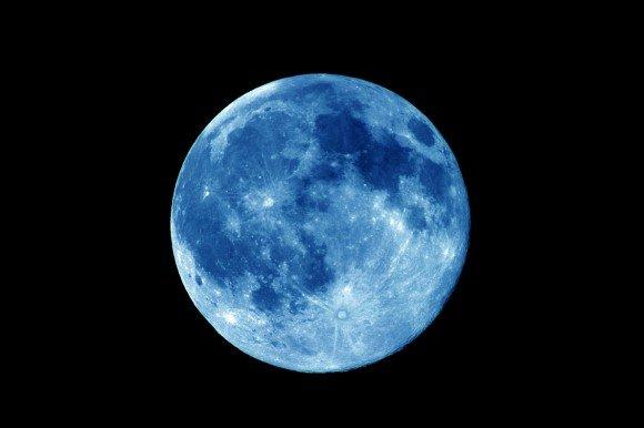 Rare 'Blue Moon' to be visible tomorrow night