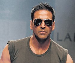 Something exciting from Akshay