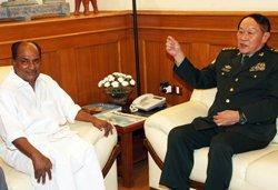India, China to resume army exercise