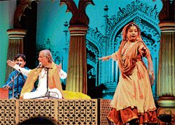 City revel in the flavour of thumri