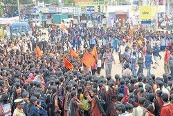 ABVP demands resignation of PM