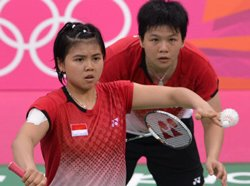 Indonesia bans badminton pair after Olympic scandal