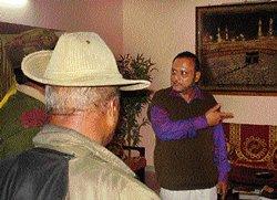 Terror suspect's passport handed over to Hubli police