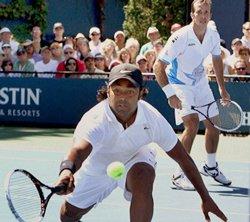 Paes-Stepanek in semifinals of US Open