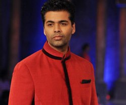 Why is Karan upset with the Khans?