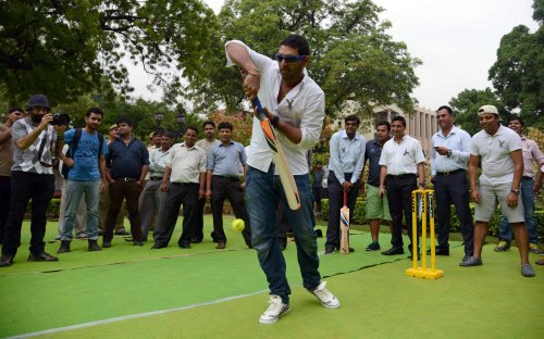 Yuvraj ready for second innings