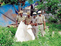 Police gun down Bettanagere Seena