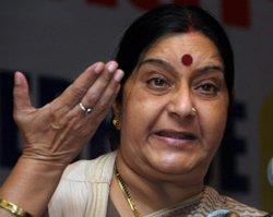 Thackeray brings Sushma into reckoning