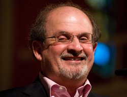 Rushdie's new book on his life on the run