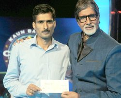 KBC's 1 cr winner wants to rebuild destroyed house in Kashmir