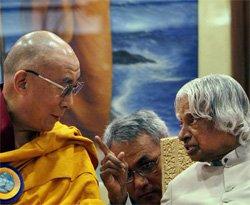 Sad that Indians are corrupt, says Dalai Lama