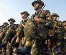 Army jawans allegedly beat up cops, cases lodged