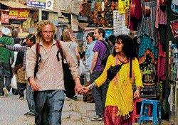 In love with Delhi