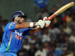 This knock will release pressure from Yuvraj: Dhoni