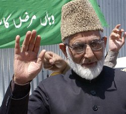 Separatist leaders under house arrest in Srinagar