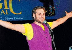 'Performing in India is a challenge'