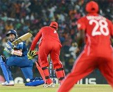 Ajantha takes six for eight, Lanka spank Zimbabwe by 82 runs