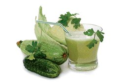 In praise of green juices