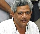 Don't see prospect of early polls: Yechury