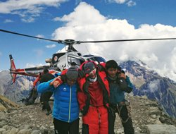 Avalanche hits climbers in Nepal, two dead, 13 missing