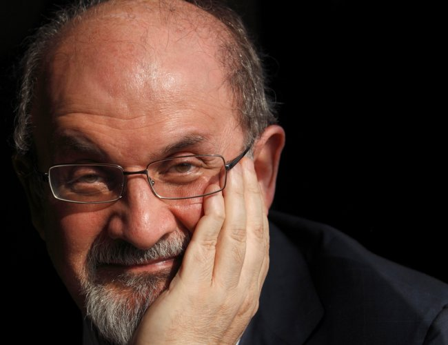 Denying India visa was a deep wound: Rushdie