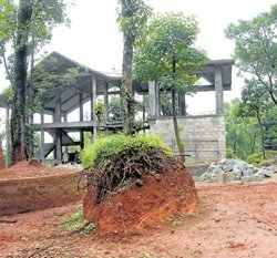 Resorts in Mullayyanagiri continue to flout rules