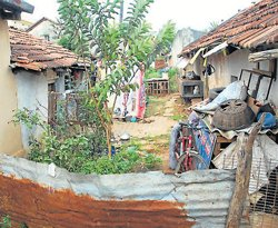 Encroachments commonplace at Rangolihalla in Hassan