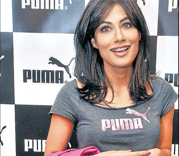 As a model, Chitrangada never walked the ramp
