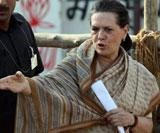 Sonia holds parleys with ministers amid talk of cabinet rejig