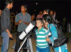 Taking a closer look at moon