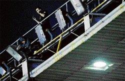 Lighting sabotage in La Liga