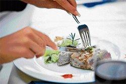 Don't sideline dining etiquette
